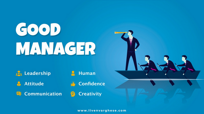 Good Qualities of a Manager