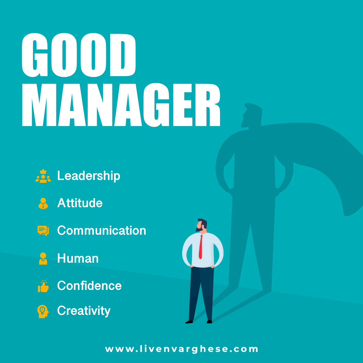 Good Manager Qualities