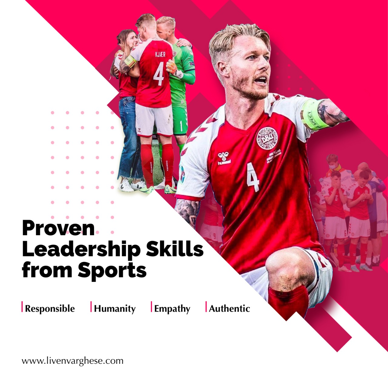Leadership Skills from Sports